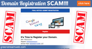 domainregistrationscam